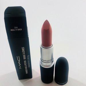 Mac Powder Kiss Lipstick 314 Mull it Over